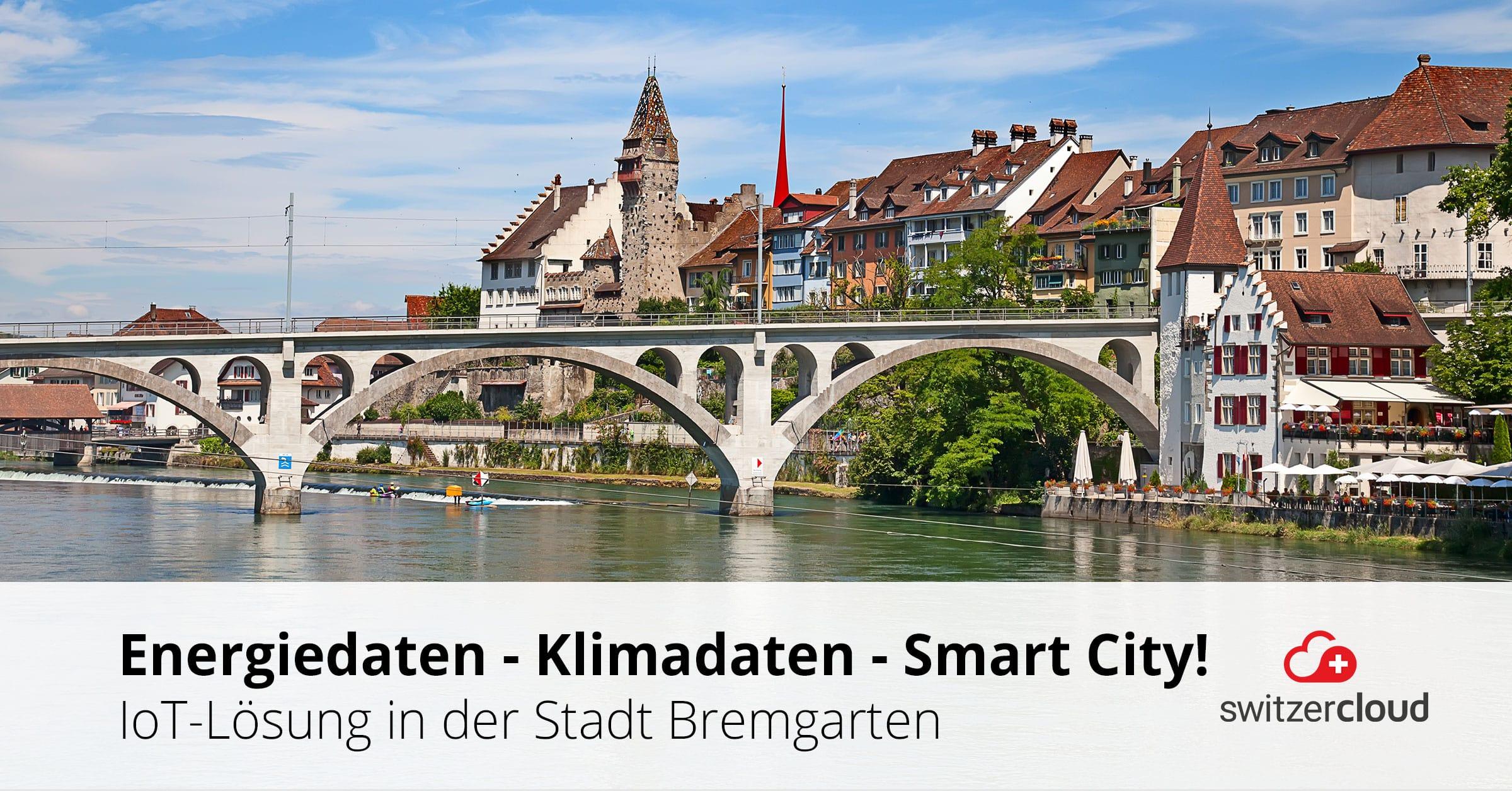 Energiemonitoring und Mehr in Bremgarten