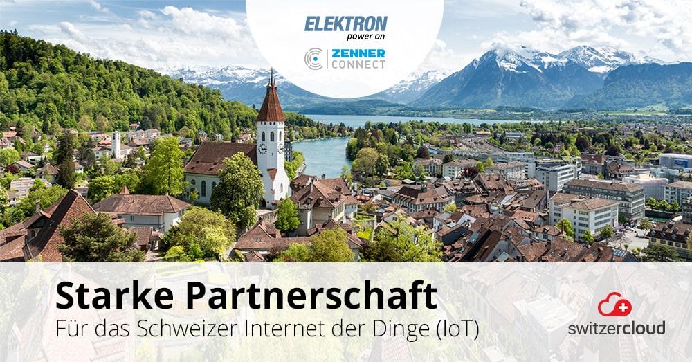 Elektron und ZENNER Connect beschliessen Partnerschaft