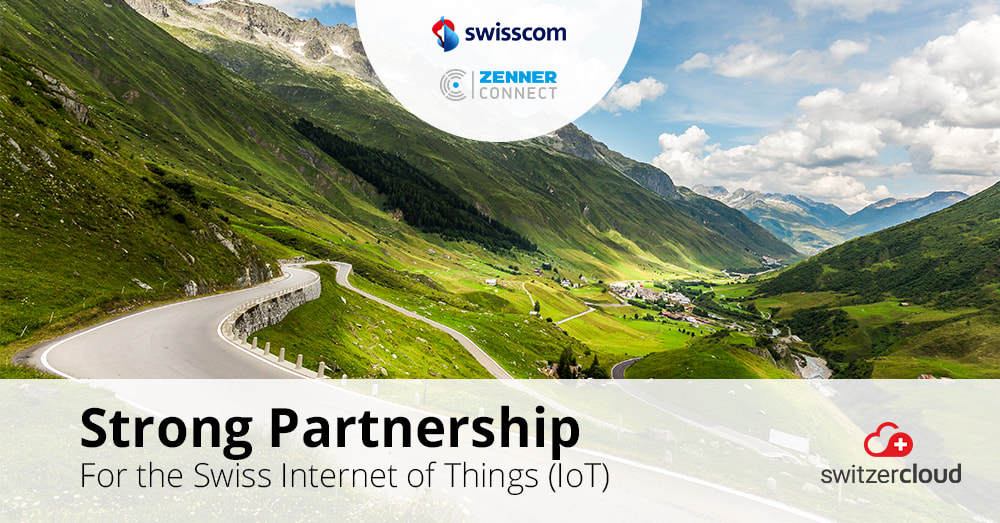 Swisscom and ZENNER Connect develop partnership