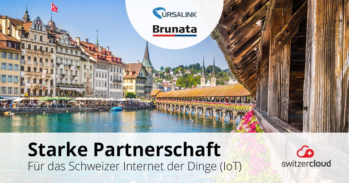 Ursalink und Brunata geben Partnerschaft bekannt